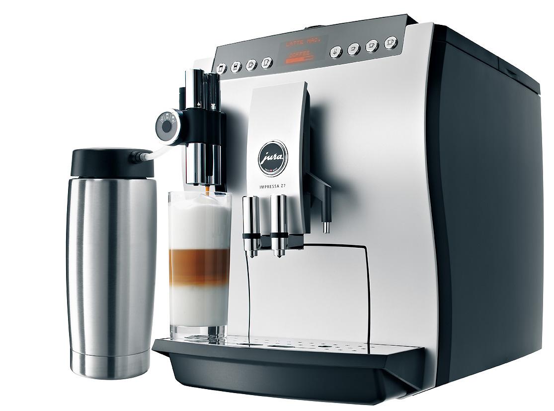 Espresso Impressa Z7 One Touch Jura Z7 Ot Espresso Machine