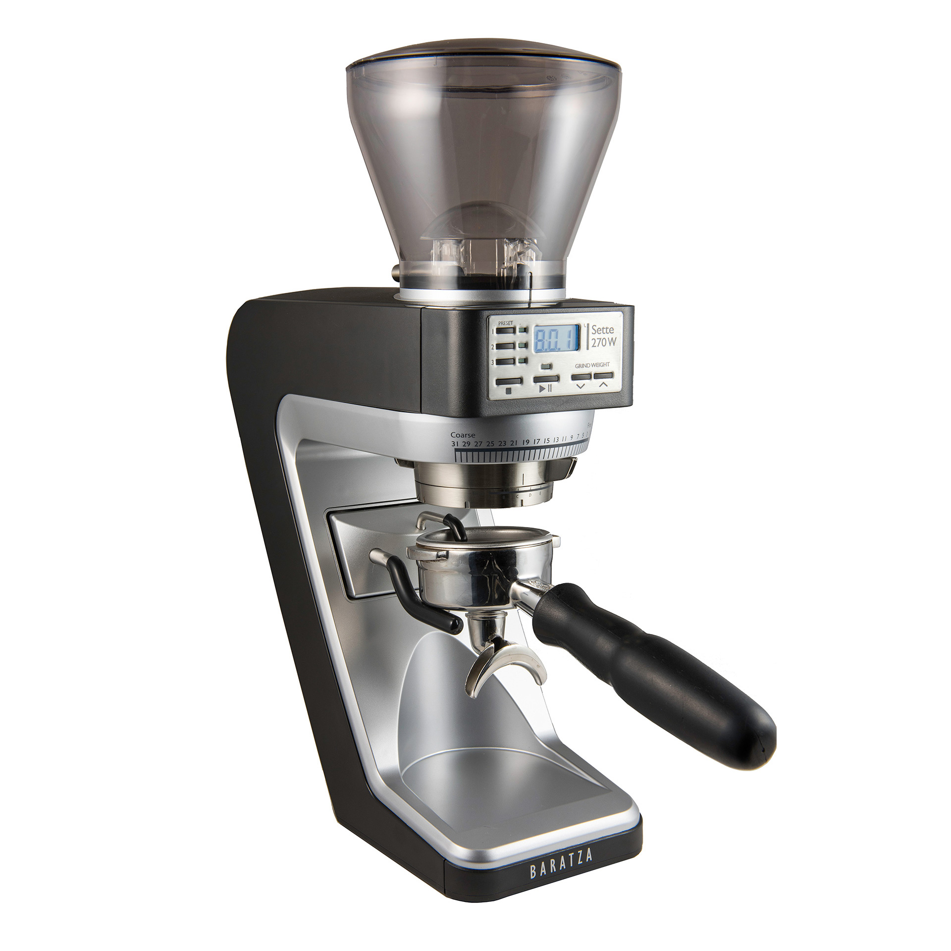 baratza sette 270w weight based conical burrs grinder. Black Bedroom Furniture Sets. Home Design Ideas