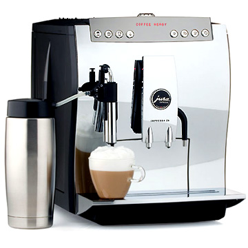 espresso jura impressa z5 chrome z6 jura impressa z6 espresso machine. Black Bedroom Furniture Sets. Home Design Ideas