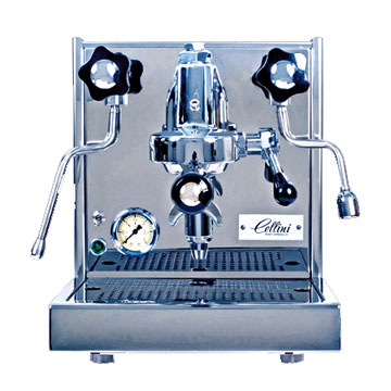 Verrassend Espresso - Rocket Cellini Premium Plus Espresso machine by Rocket ZD-34
