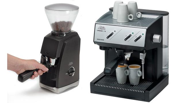 Espresso Solis Sl70 Solis Maestro Plus Solis Baratza