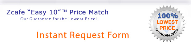 Zcafe Low Price Guarantee
