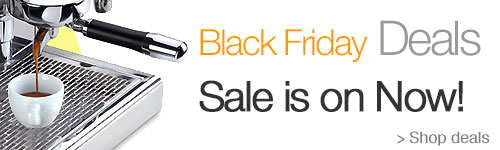 Black Friday Sale 2020 - Espresso Machines and Grinders