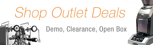Outelt Deals - Espresso Machines & Coffee Grinders